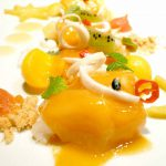 Lobster, Tropical Fruits, Meyer Lemon, Hearts of Palm