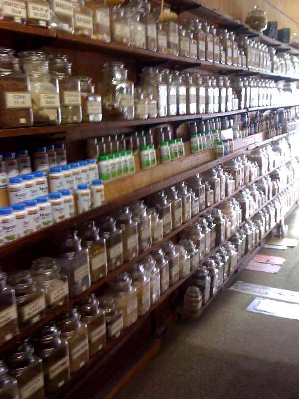 The Herb Shoppe, San Diego